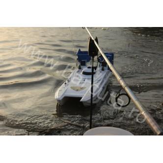 Catamaran de nadit cu 2 cuve (alb)
